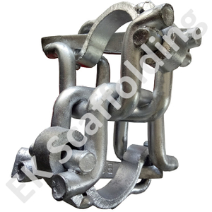Holland Drop Forged Scaffolding Doppel-Festkupplung